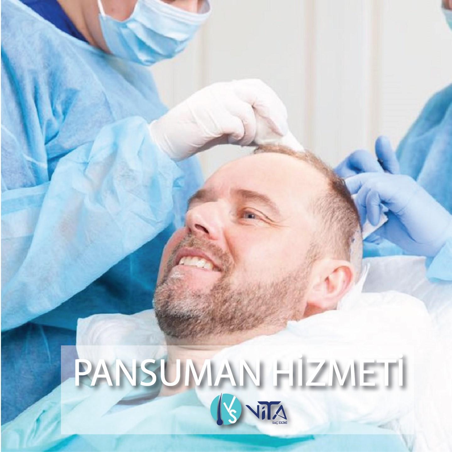 PRP Yönetmi İstanbul Saç Ekimi Pansuman Hizmeti